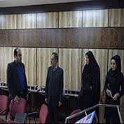 بازدید هیئت نظارت وزارت علوم از دانشگاه