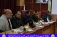 نشست رئیس مرکز آموزش علمی کاربردی شهرداری اهواز با رییس شورای اسلامی شهر اهواز