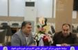 رئیس مرکز آموزش علمی کاربردی شهرداری اهواز با مدیرعامل باشگاه ورزشی فولاد خوزستان دیدار کرد