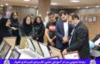 بازدید دانشجویان مرکز علمی کاربردی شهرداری اهواز از نمایشگاه تخصصی اسکناس، سکه و تمبر