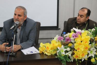 جلسه هم اندیشی اساتید مرکز علمی کاربردی شهرداری اهواز و شهردار اهواز