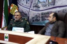 برگزاری سومین نشست بنیاد حفظ آثار دفاع مقدس خوزستان با مرکز علمی کاربردی شهرداری اهواز