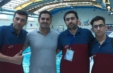 بازگشت پر افتخار کاروان ورزشکاران مرکز علمی کاربردی شهرداری اهواز با کسب ۱۴ مدال رنگارنگ