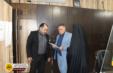 بازدید رئیس دانشگاه علمی کاربردی استان خوزستان از مرکز علمی کاربردی شهرداری اهواز